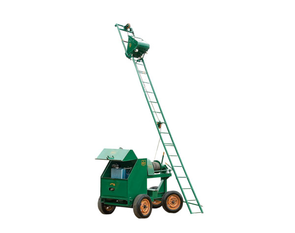 Ladder Lift Machine
