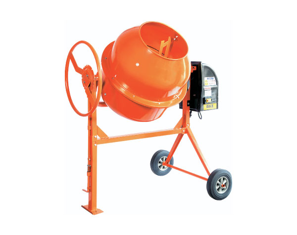 Steering Concrete Mixer