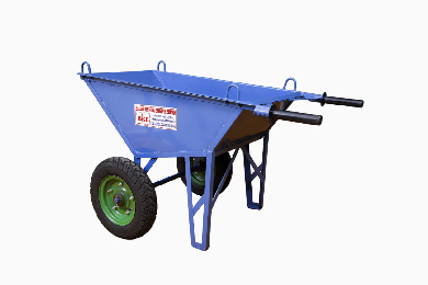Concrete Wheelbarrow